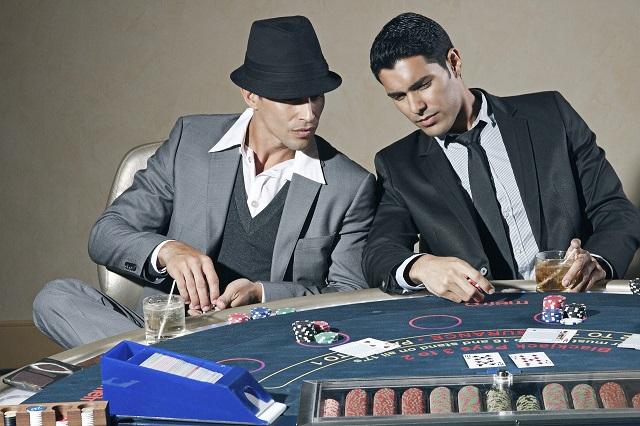 Golf and casinos?